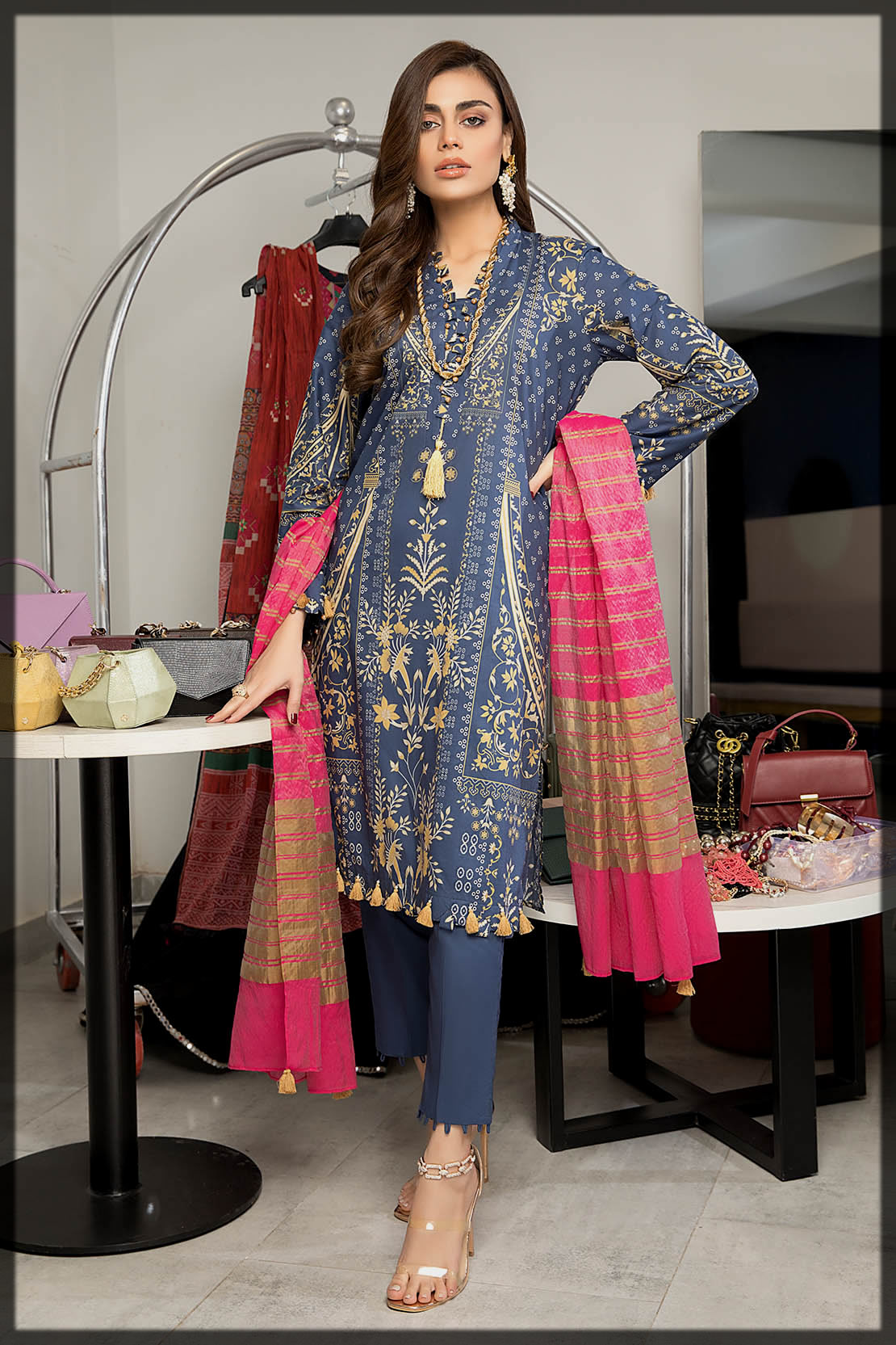 latest so kamal winter collection