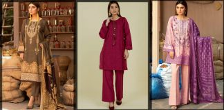 Warda Winter Collection 2021 - Khaddar, Linen, Karandi Dresses Price