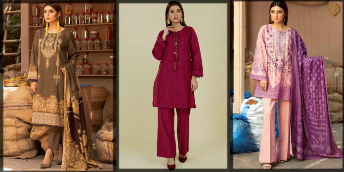 latest warda winter collection for women