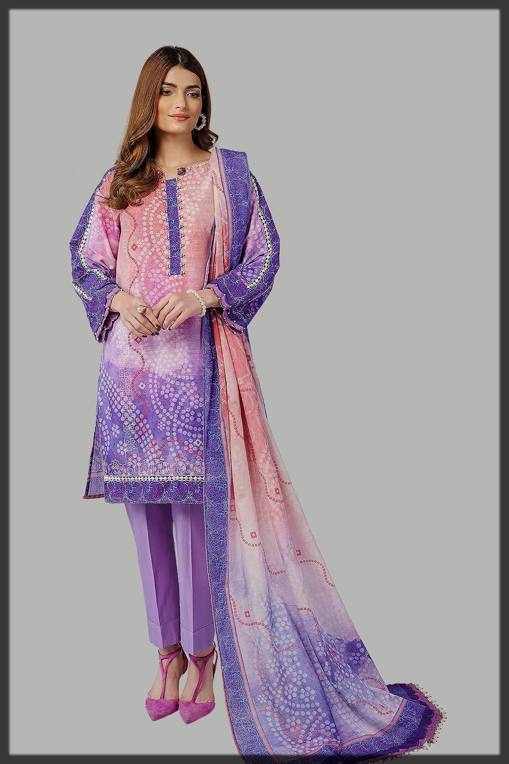 pink and purple winter suit for girls
