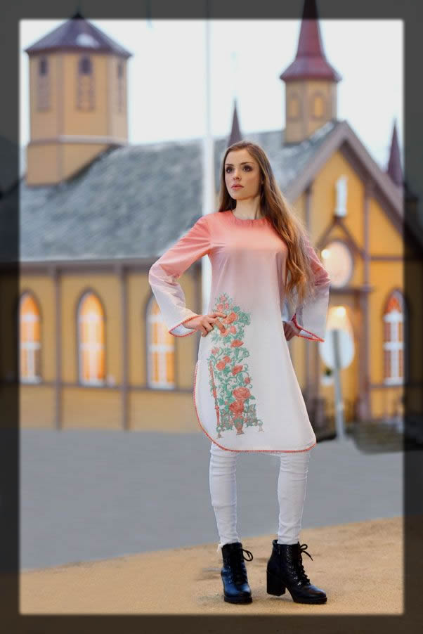 pretty pink pret outfit