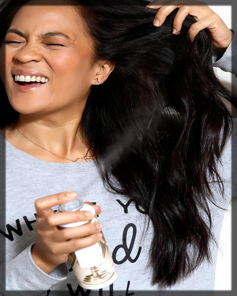shine texture spray for hair