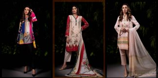 ChenOne Pareesa Winter Collection for Women 2021 [Updated Prices]