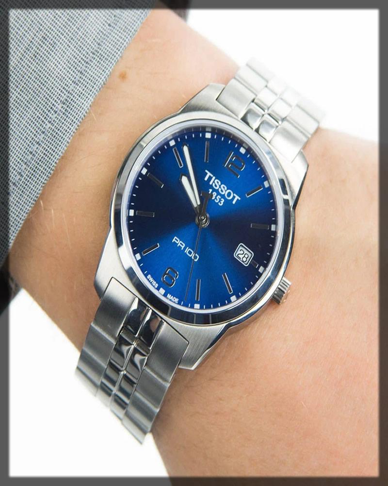 tissot branded watches for men