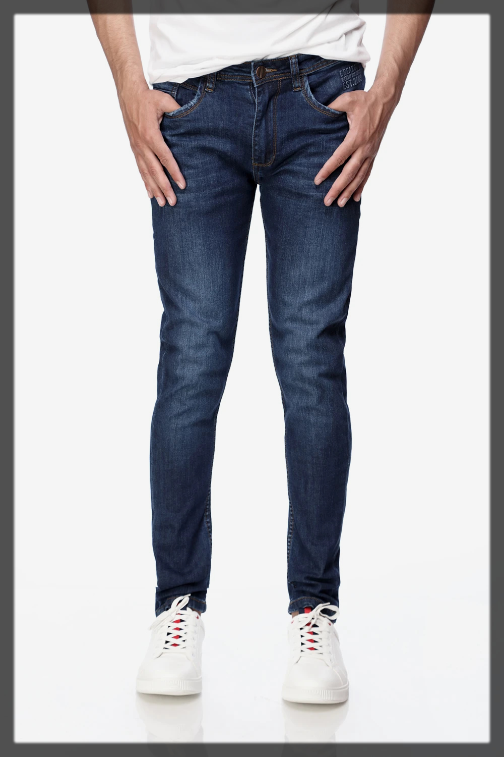 Attractive Skinny Fit Denim