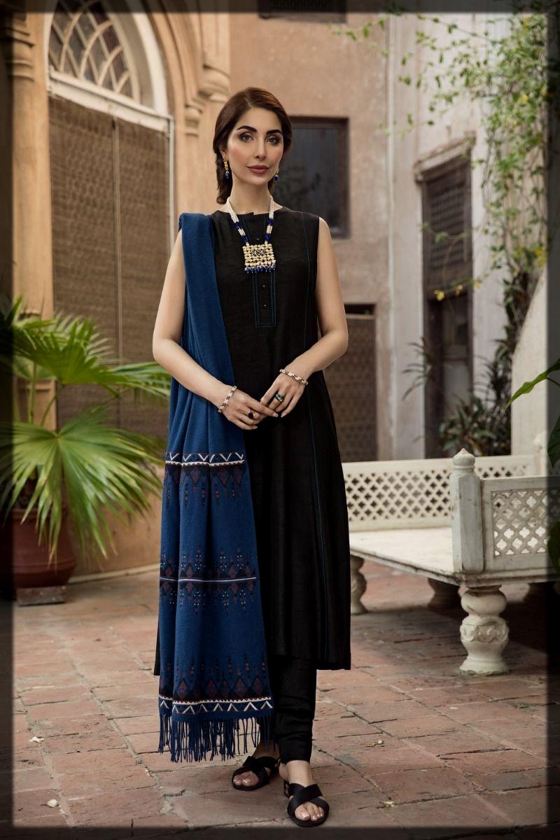 Best Winter Dresses for Pakistani Women