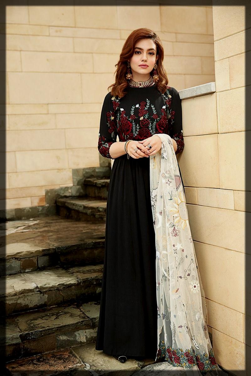 Latest Nishat Winter Dresses for Pakistani Women