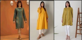Top Designer Winter Kurta Collection for Women with Prices [2021]
