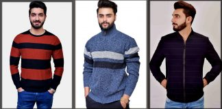 Saeed Ajmal Winter Collection 2021 | Men Eastern and Western Dresses