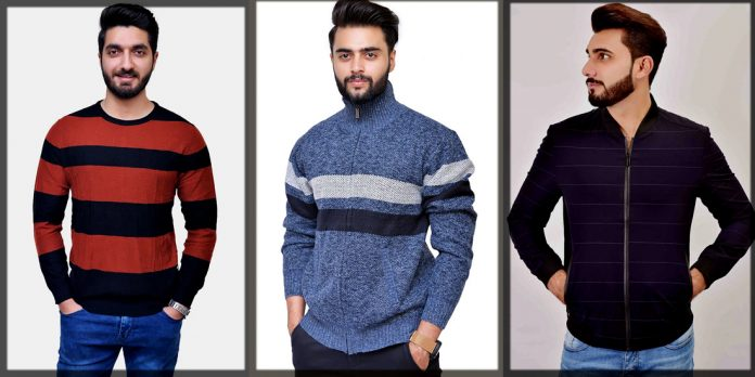 Latest and Impressive saeed ajmal winter collection
