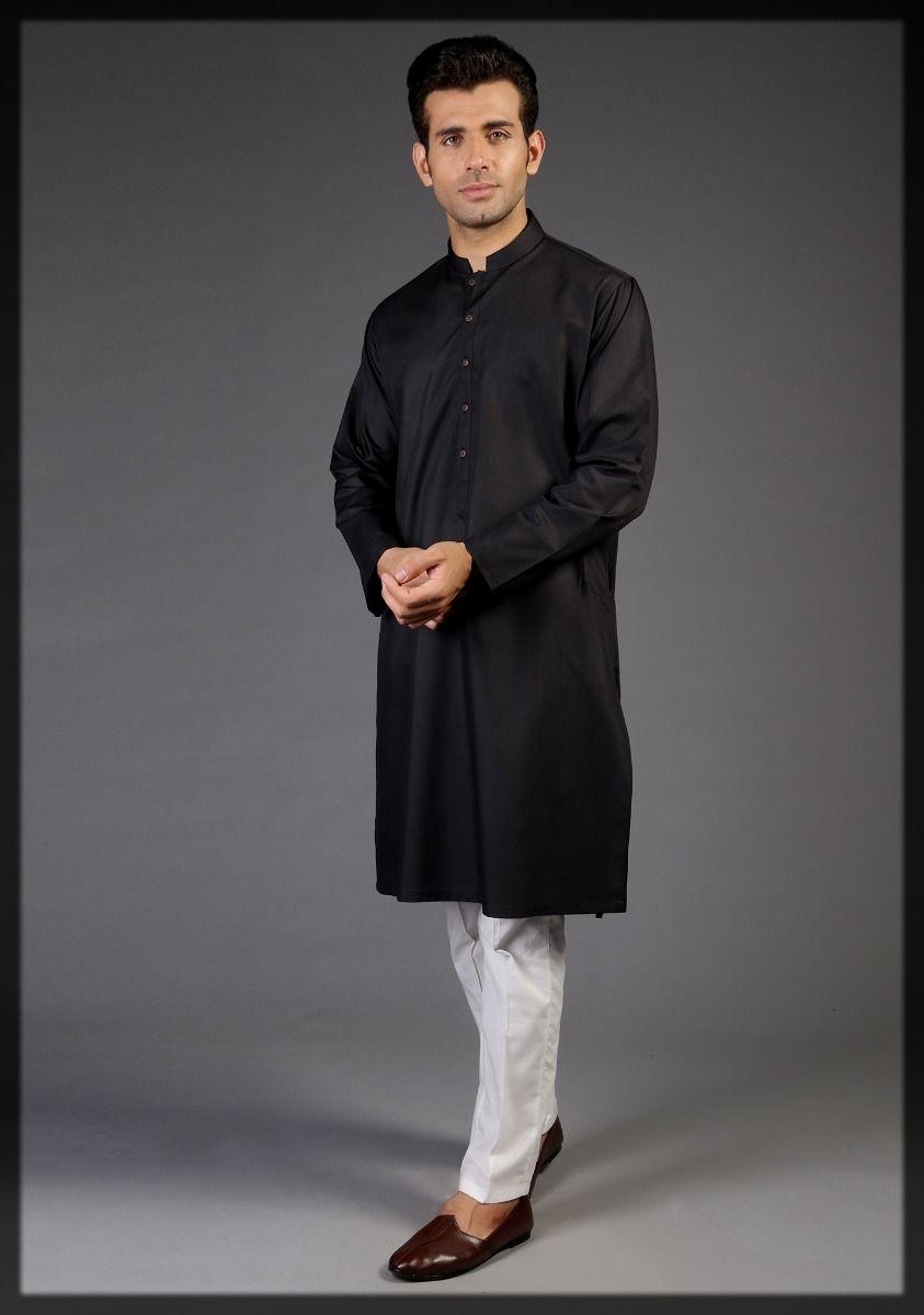 Luxury Amir Adnan Winter Kurta Designs for Men