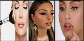 Easy Natural Makeup Tutorial - 11 Steps to Get Natural Makeup Look