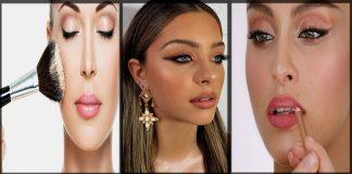 Easy Natural Makeup Tutorial - 11 Steps to Get Natural Makeup Look