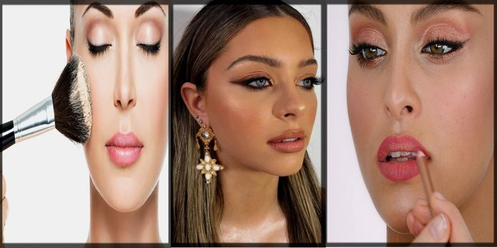 Natural Makeup Tutorial Step by Step for ladies