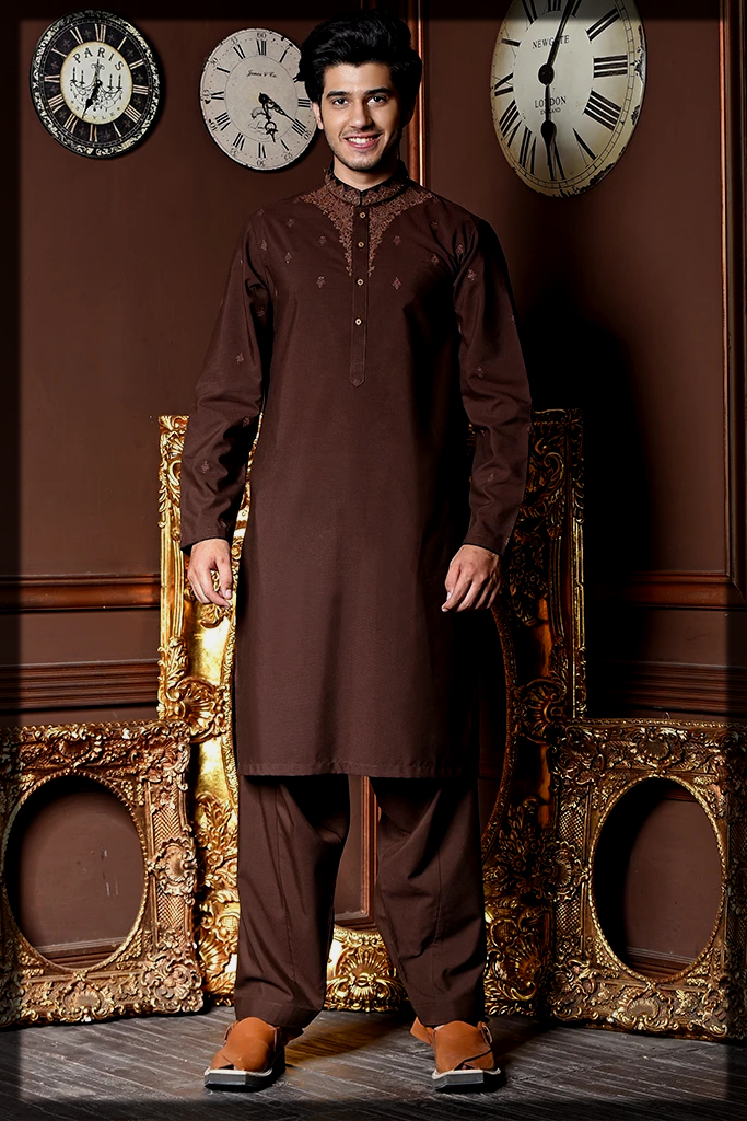 Saeed Ajmal Winter Collection for Men[