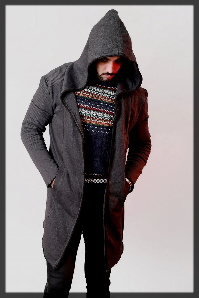 Saeed Ajmal Winter Collection