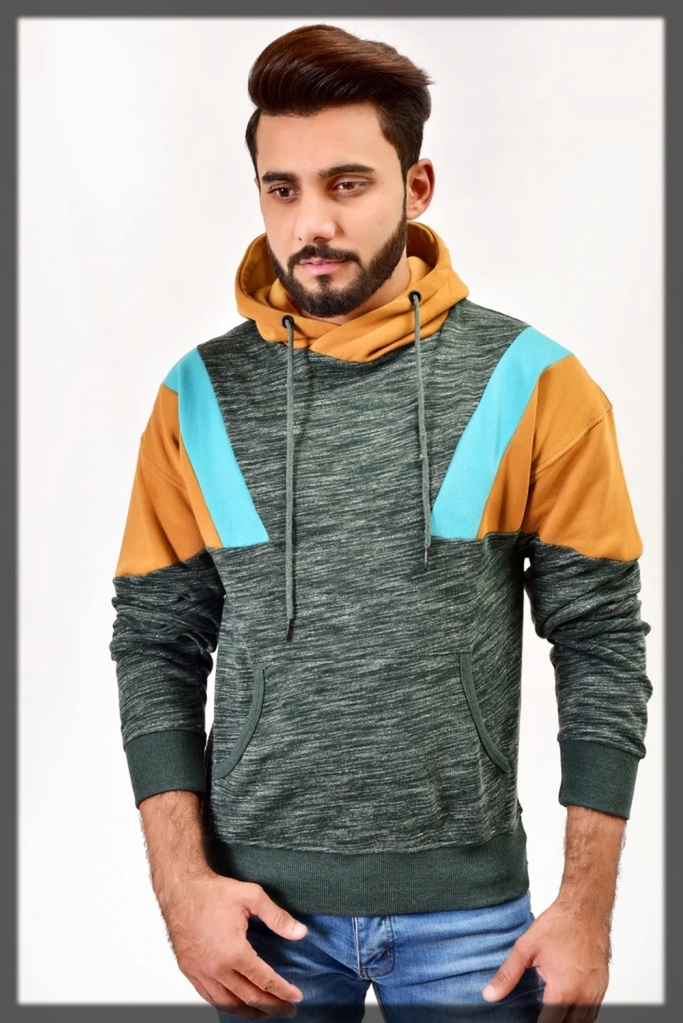 Saeed Ajmal Winter hoodie Collection