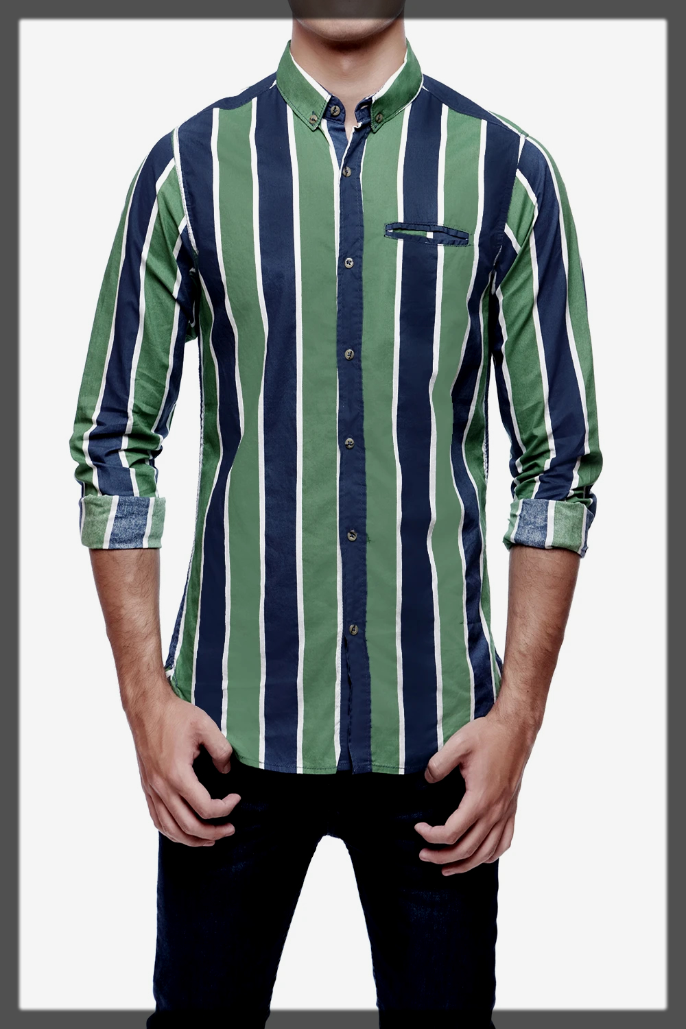 Striking Striped Shirts for Men
