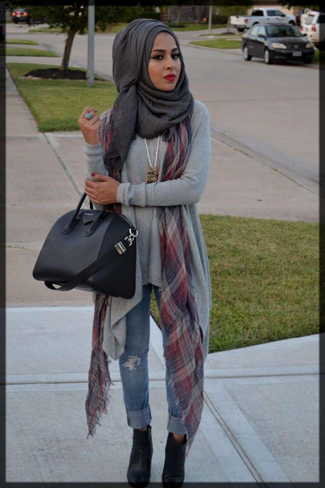 Top Winter Hijab Styles
