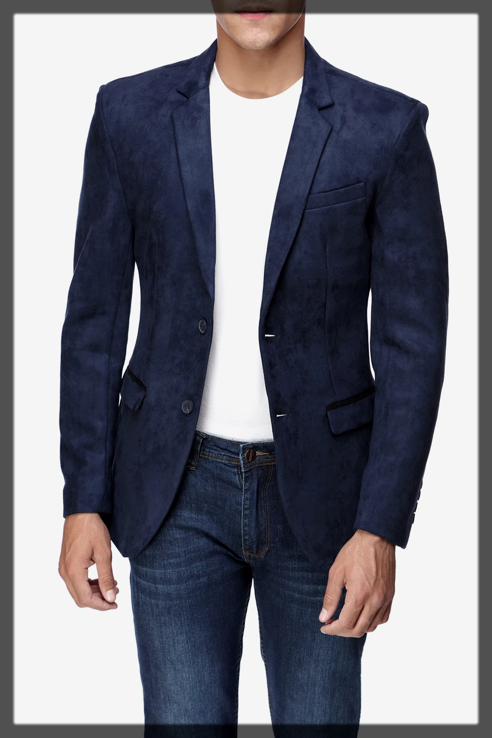 Trendy Blazer from Breakout Men Winter Collection