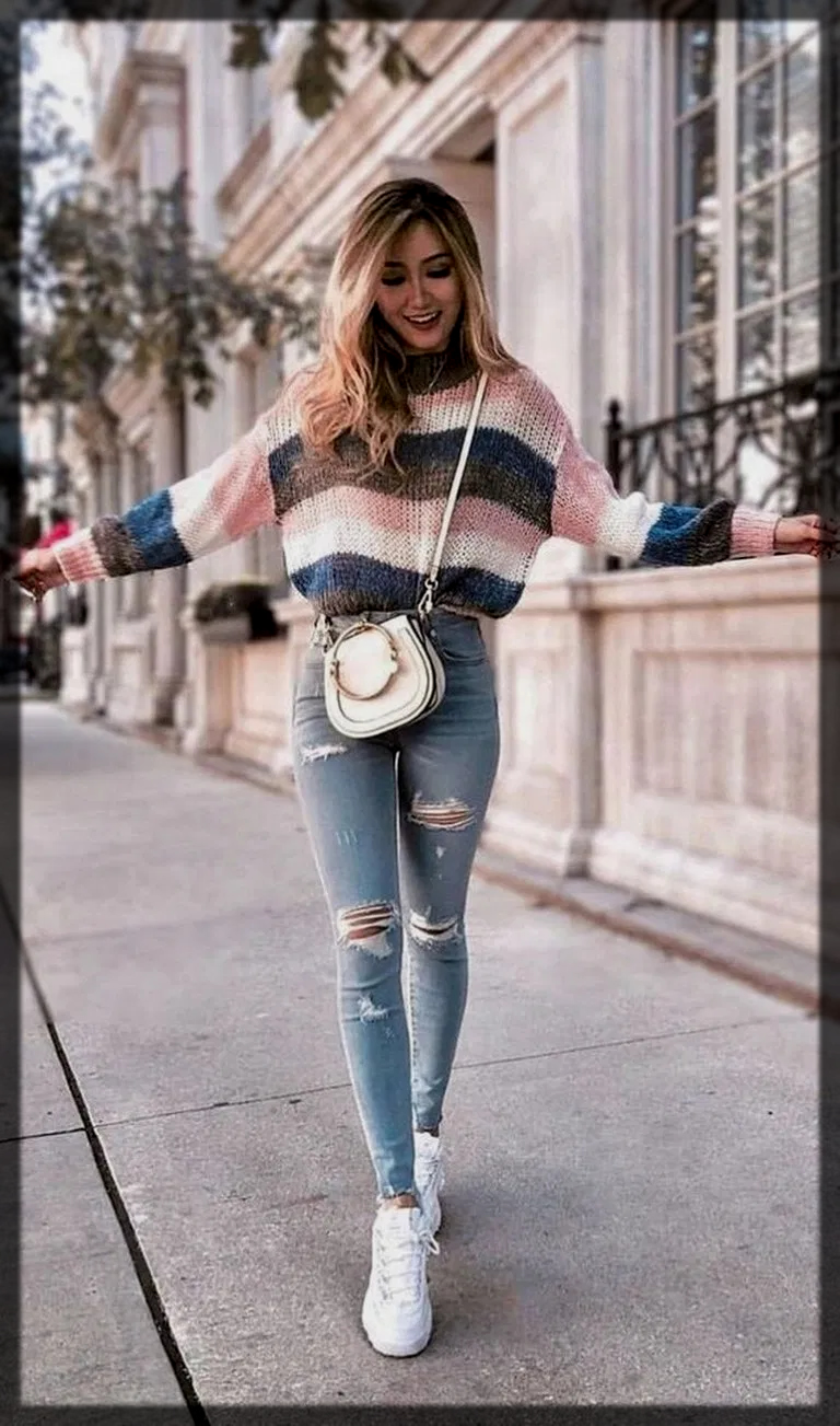 Trendy and Latest Winter Outfits for Teens Girls