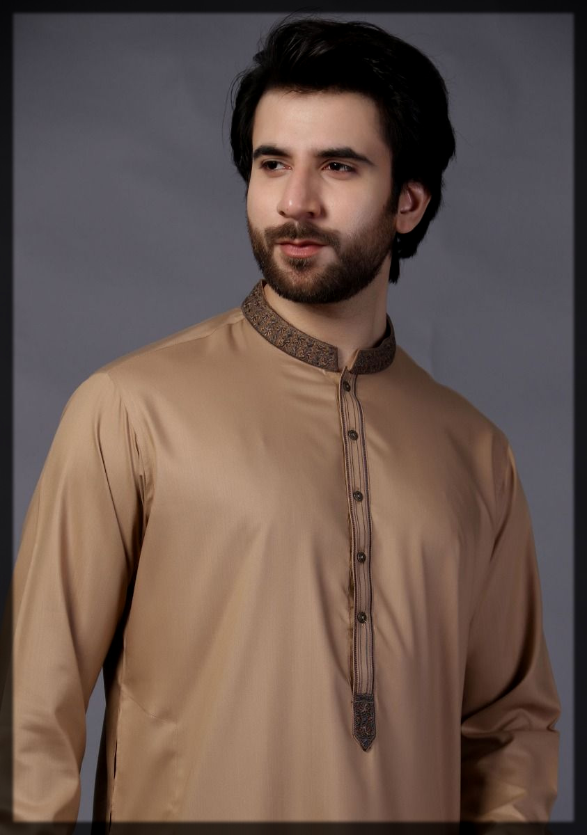 Winter Kurta Designs for Men latest collection