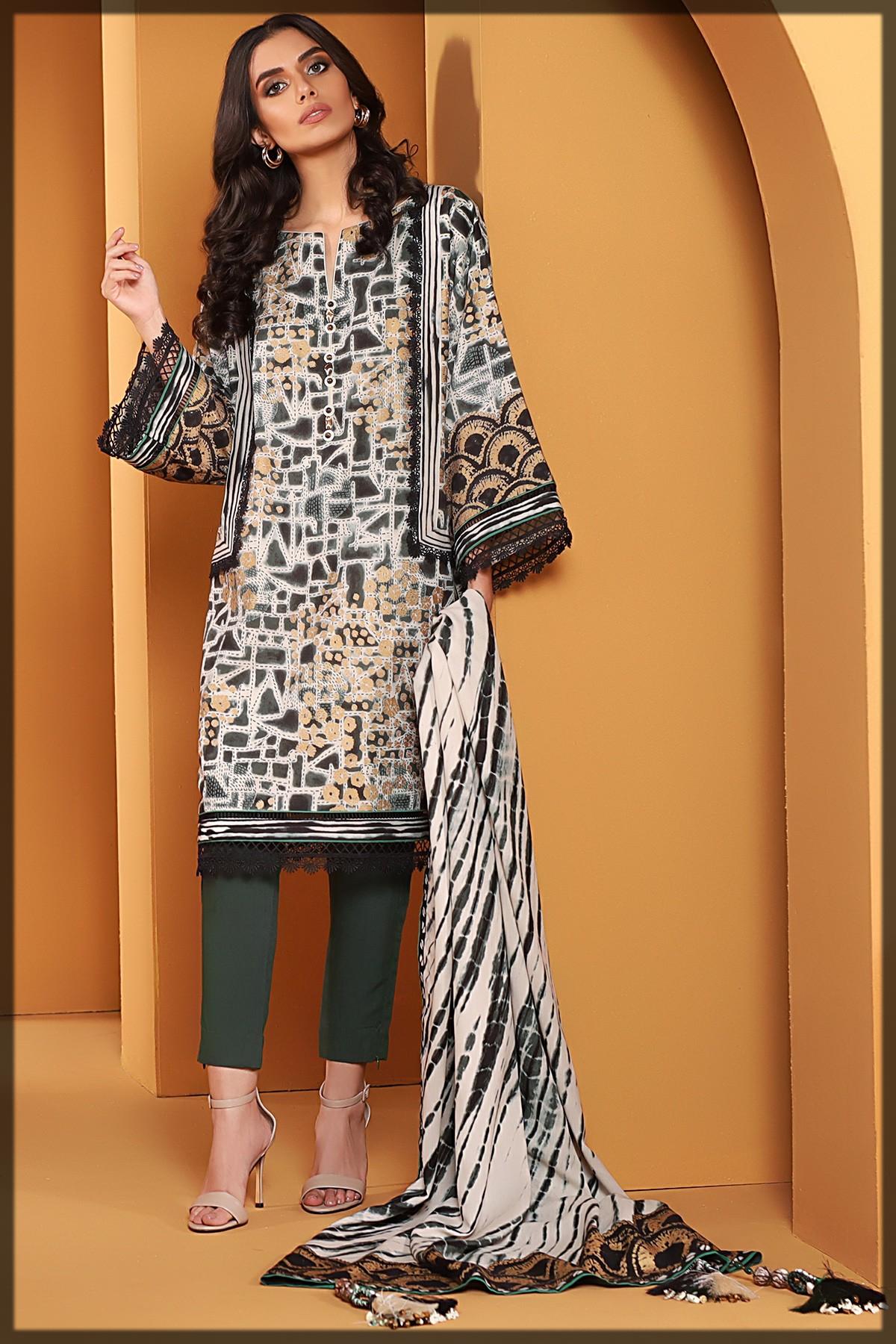 alkaram studio winter attires