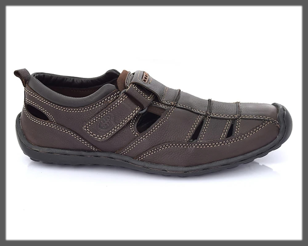 chocolate brown racers for men