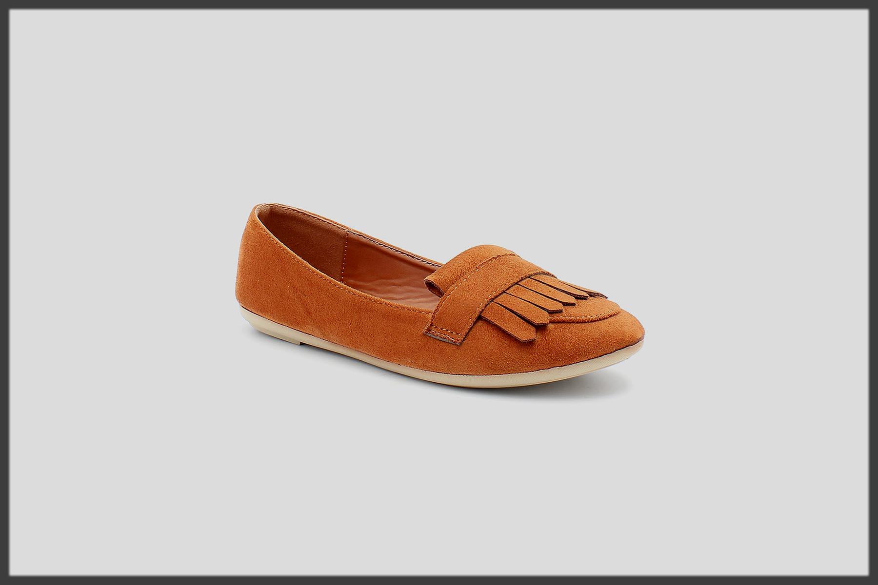 classy brown winter shoes