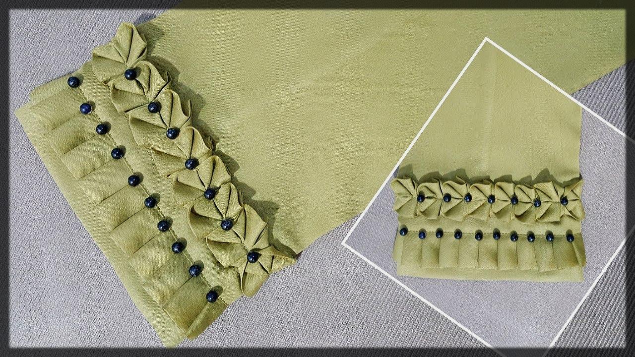 dazzling Trouser Poncha Designs for women
