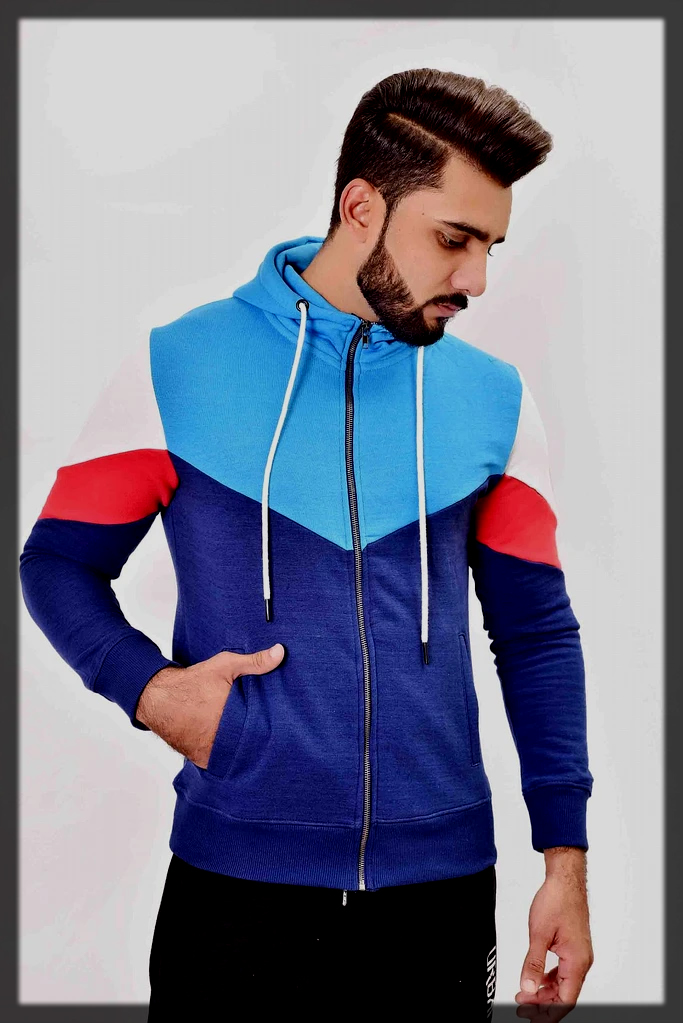 impressive Saeed Ajmal Winter hoodie Collection