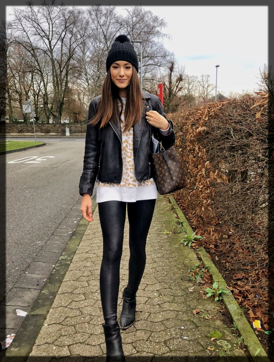 impressive Winter Outfits for Teens Girls