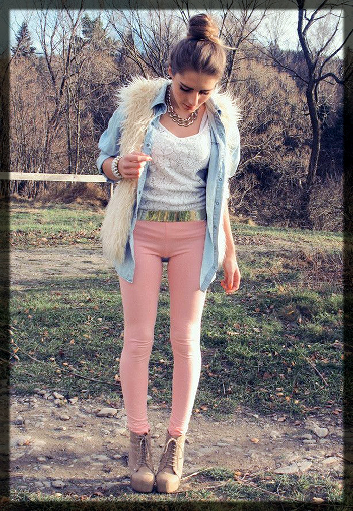 striking Winter Outfits for Teens Girls