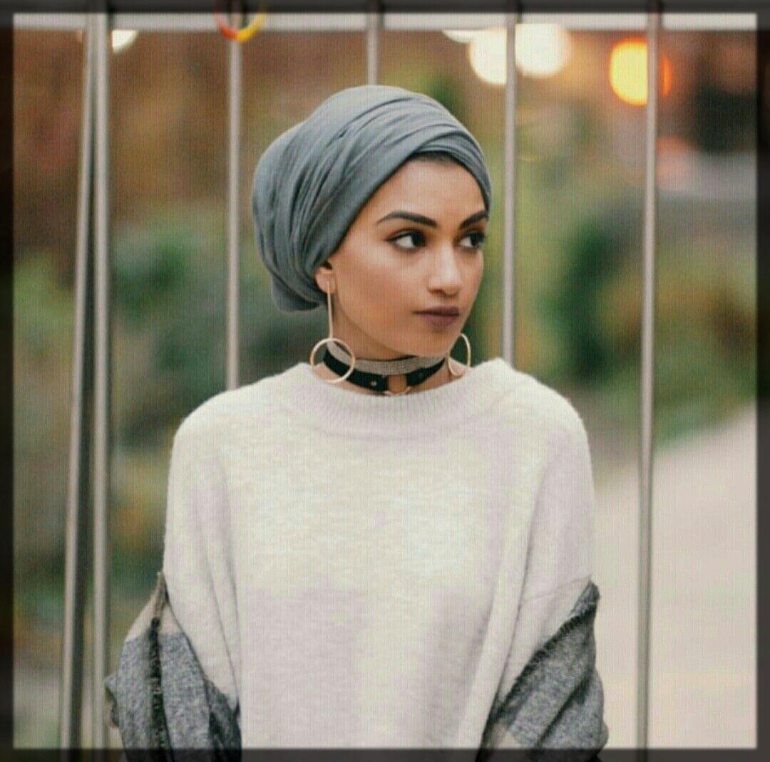 turban hijab style