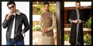 Best Winter Dresses for Pakistani Men by Top Clothing Brands [2021]