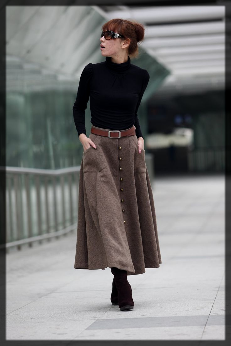 winter skirt for teens