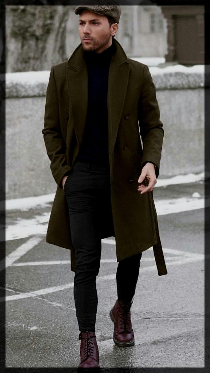 Best Winter Trench Coats for Men