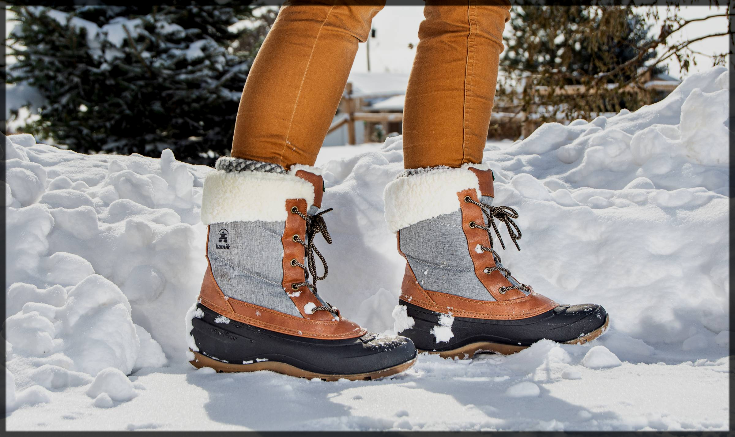 Chic Winter Boots for Women
