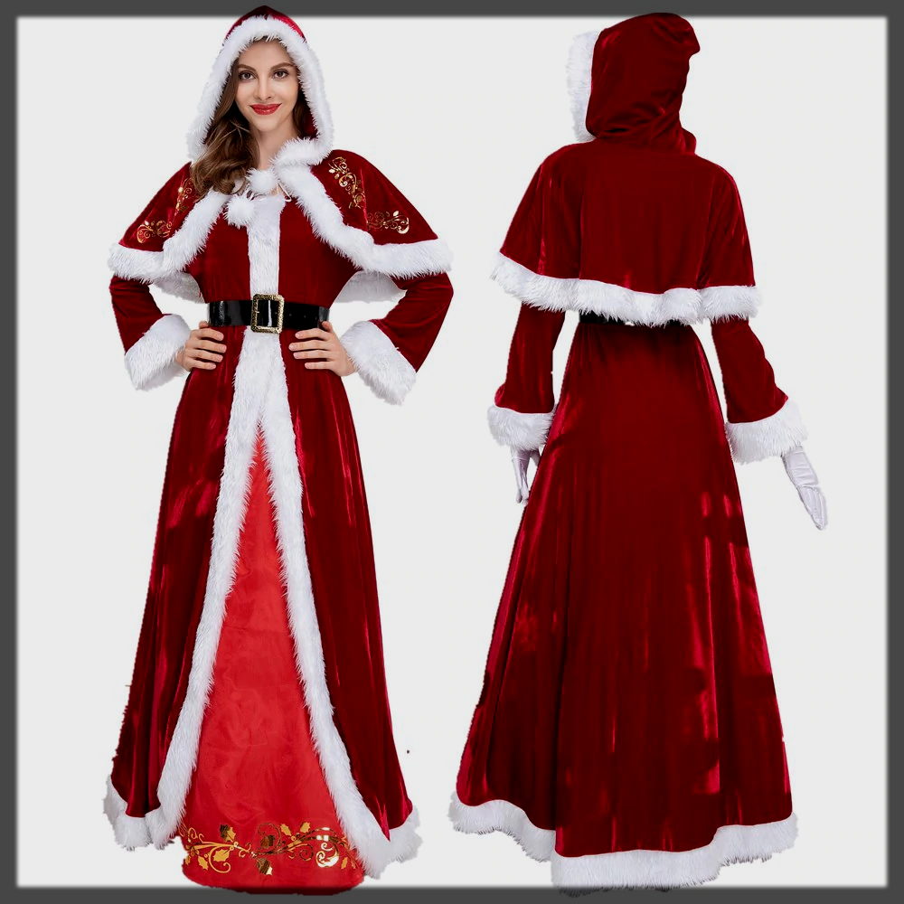 Christmas Costume for Adult Women