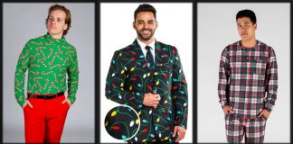 Best Christmas Outfits for Men and Boys - 20 Ways to Dress for Holidays