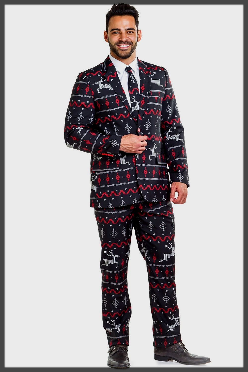 Christmas Party Outfits for men