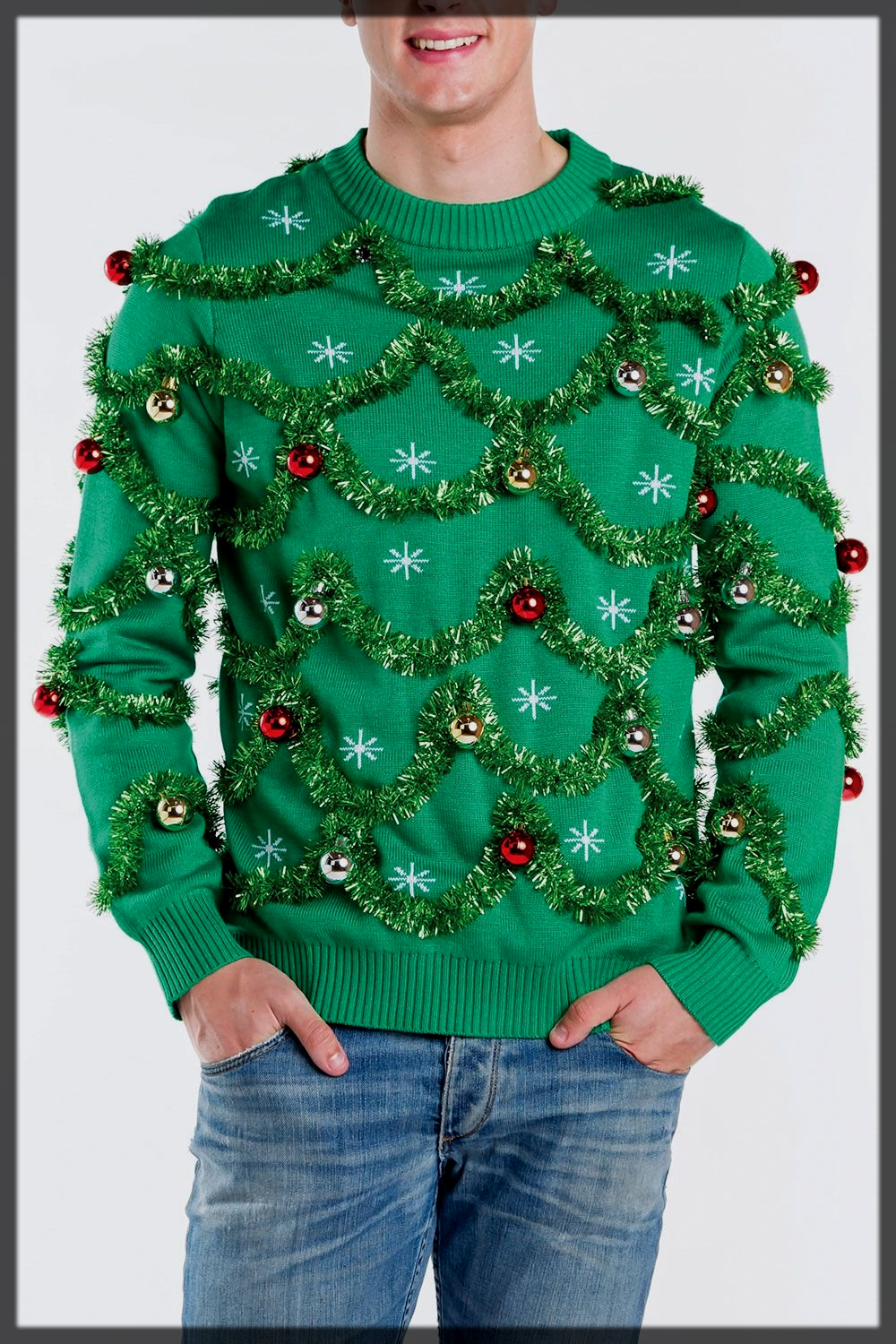 Christmas Sweater for men