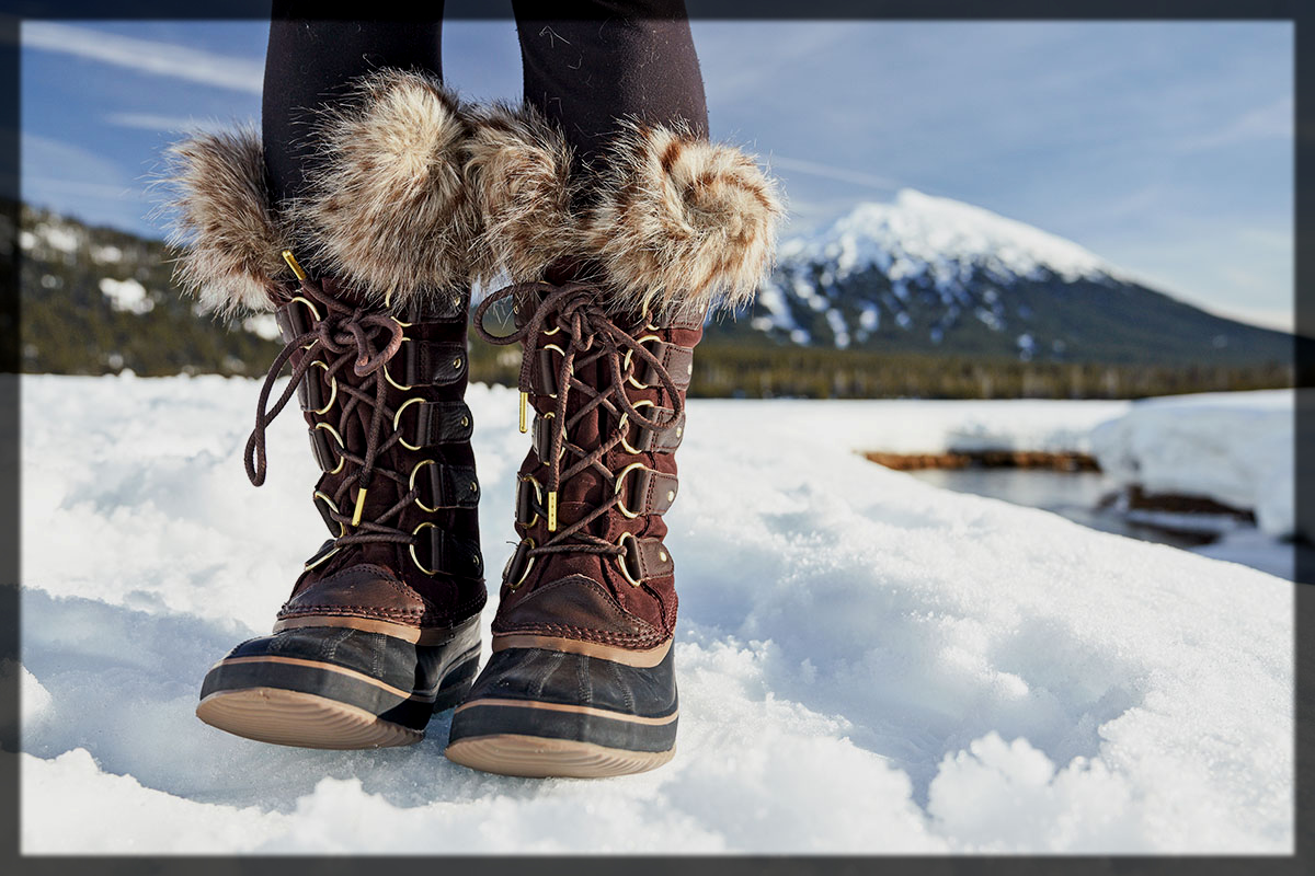 Graceful Arctic Winter Boots for Women