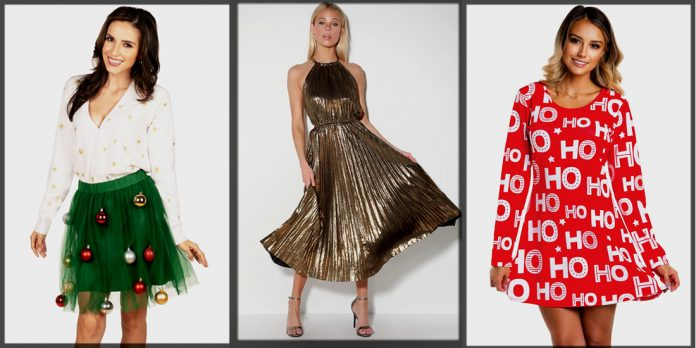 Latest and Trendy Christmas Outfits for Women