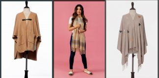 Coziest Winter Shawls and Wraps 2021 - Best Shawl Brands in Pakistan