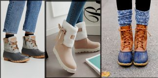 10 Warmest Winter Boots for Women - Waterproof and Snow Boots