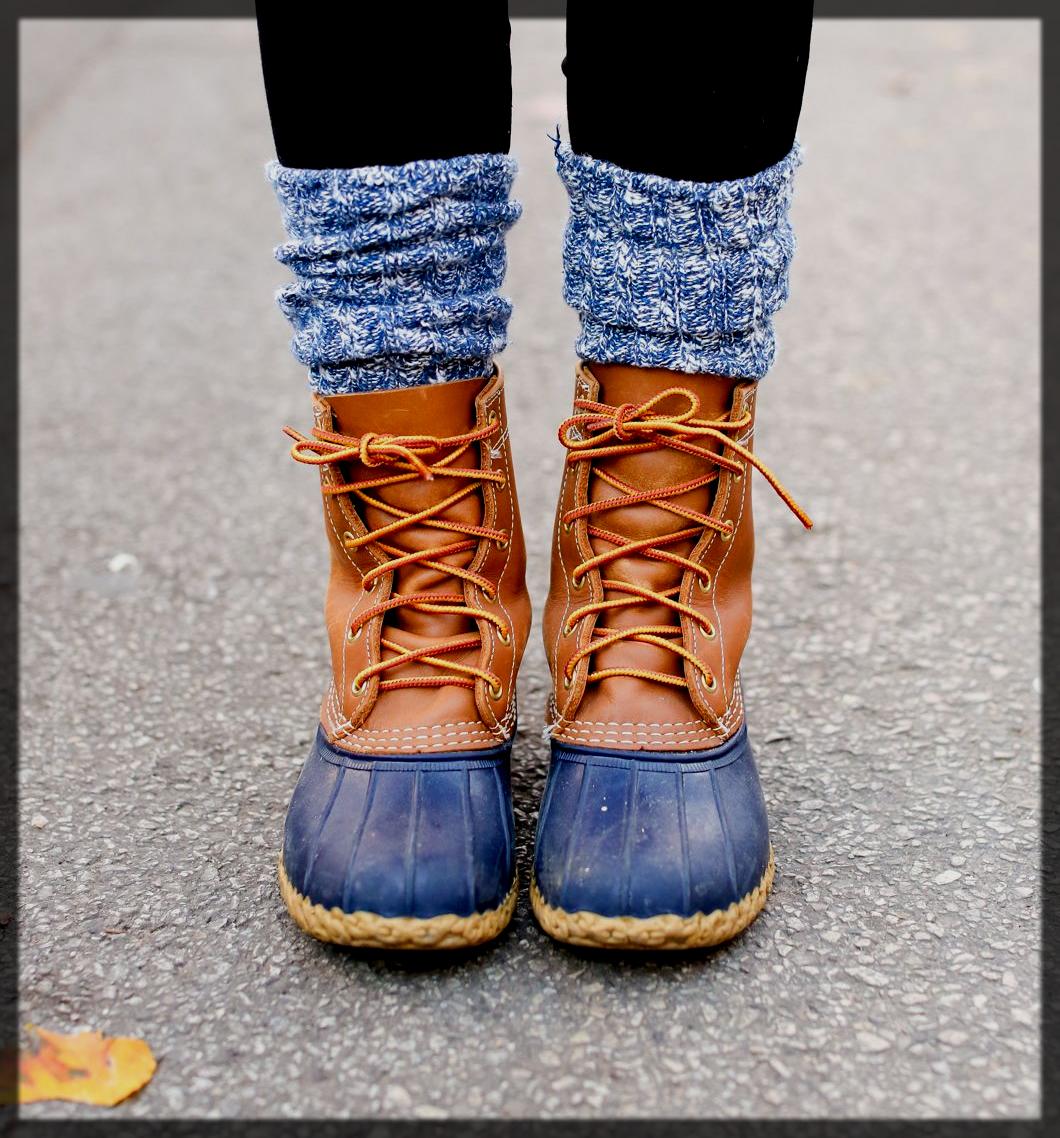 Lovely Bean Boots for Women