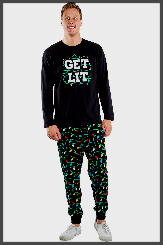 Men's Get lit outfit