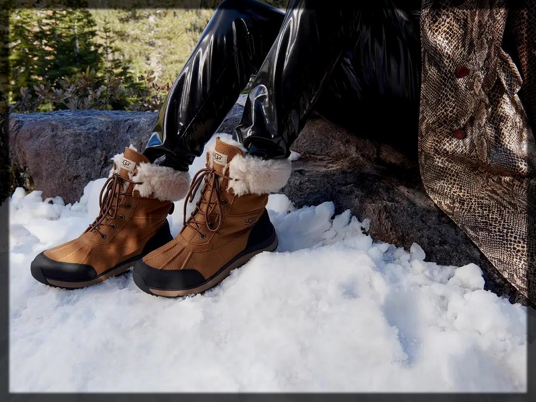 Waterproof Winter Boots for Women
