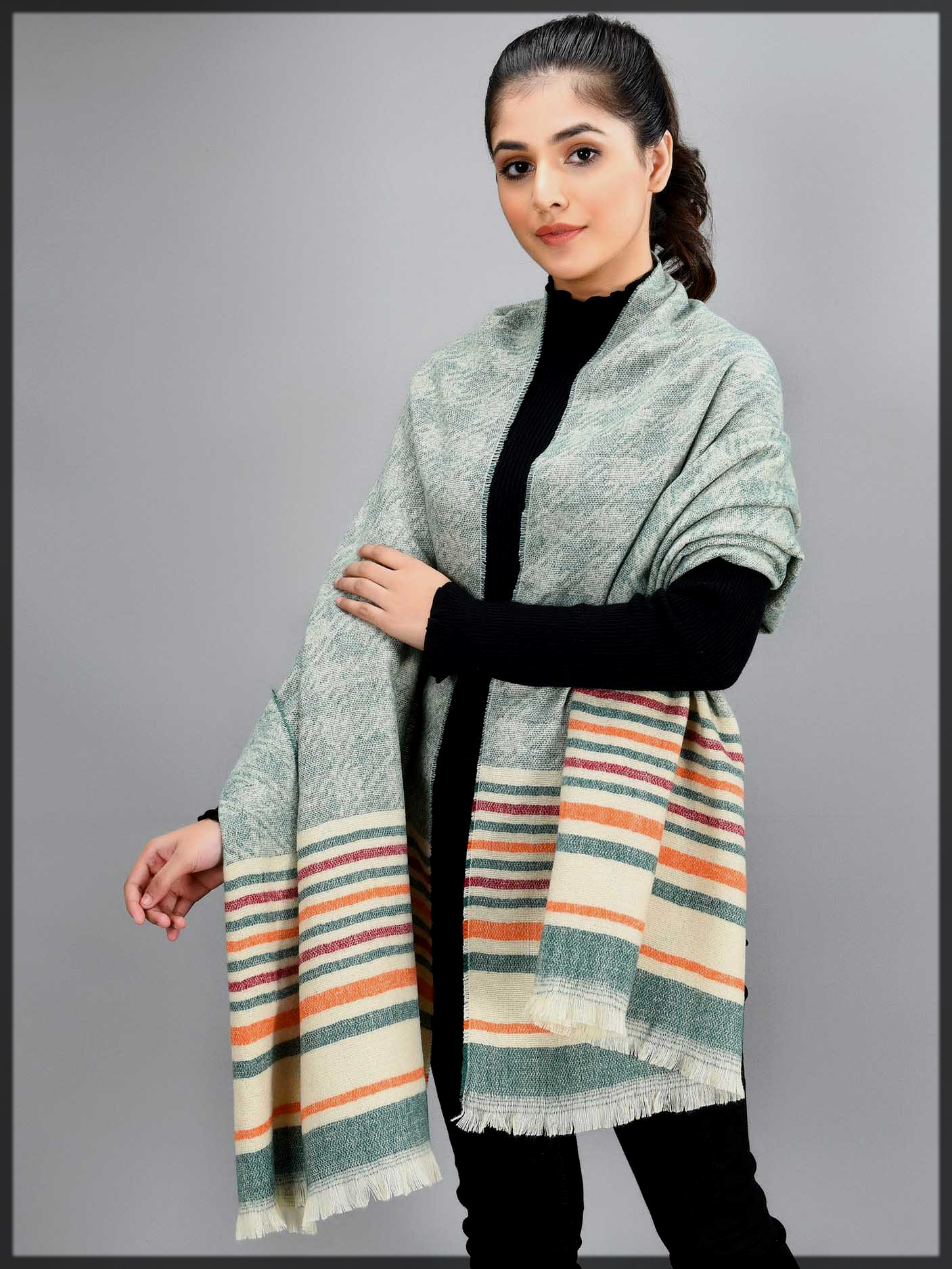 Winter Shawls and Wraps for Women